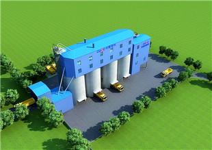 中国建材台时500吨砂石欧宝体育客户端生产线