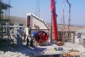山东宏跃时产3000吨超大型精品砂石欧宝体育客户端生产线