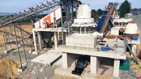 山东宝华矿业台时500吨的高效精品砂石欧宝体育客户端生产线