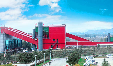 泉头水泥集团台时1000吨精品砂石欧宝体育客户端生产线