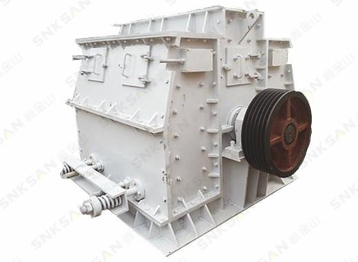 新型可逆式制砂机