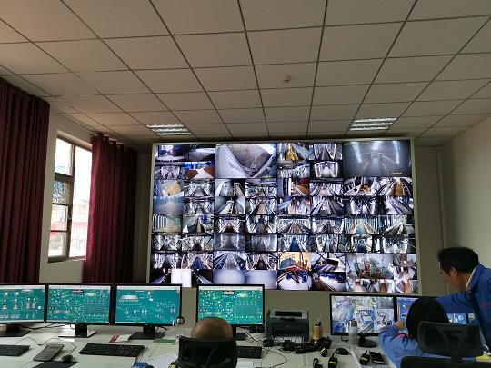 智能自动化矿山生产线